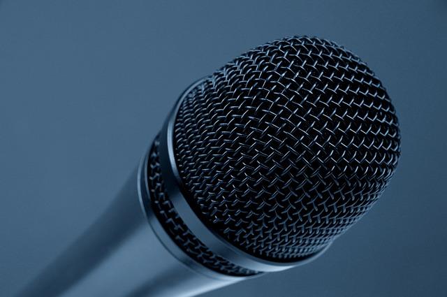 מיקרופון - השכרת ציוד לאירועים